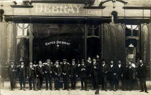 Cafés Debray, 65, rue du Bois